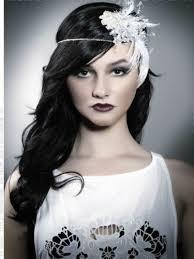roaring 20 s fashion hair 1920s long hair on pinterest 1950s fashion hairstyles 1920s