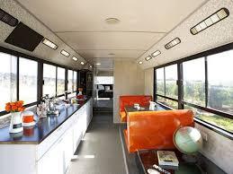 beautiful mobile home interiors 171 best skoolies images on caravan caravan and
