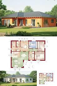Winkelbungalow Einfamilienhaus Bungalow Mediterran Haus Evolution 111 V3 Bien