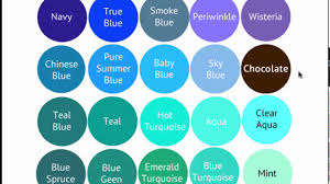 cool summer color palette seasonal color analysis youtube