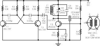 simple if signal generator electronics circuits u0026 hobby