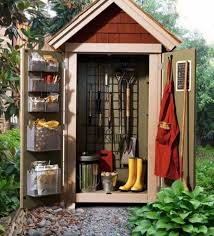 31 diy storage sheds and plans to make this weekend diy joy