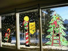 Thanksgiving Window Paintings Christmas Window Painting 2012 Like U0027window Paintings By Chelan