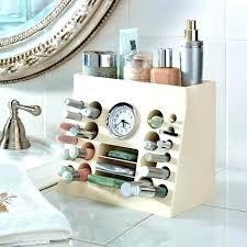 bathroom counter storage ideas bathroom countertop organizers baselovers me