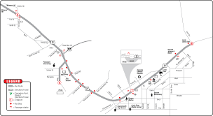 Rose Parade Route Map by Link Transit Connecting Our Communities Chelan And Douglas