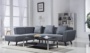 Large Sectional Sofa by Amazon Com Mid Century Modern Linen Large Sectional Sofa Left