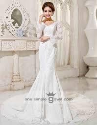 wedding dress murah want to sell mermaid wedding dress kualiti baik dan harga murah