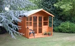 Gardens With Summer Houses - summerhouses uk garden buildings