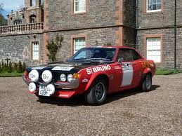 toyota rally car toyota race u0026 rally cars tribute automology automotive logy