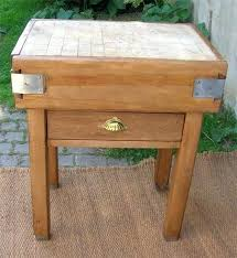 meuble billot cuisine meuble grainetier ancien meuble grainetier 12 ancien billot de