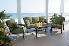 Lazy Boy Wicker Patio Furniture - la z boy outdoor dktr 4pc karter 4 piece seating set