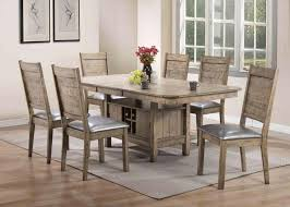 acme wallace dining table weathered blue washed 16 best dinning sets at quality furniture images on pinterest acme