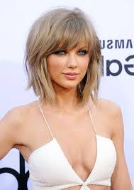 hairstyles for straight across bangs 22 chic bob hairstyles with bangs for 2016 throughout choppy