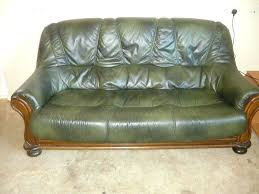 Green Chesterfield Armchair Furniture Home Olive Green Leather Chair Chesterfield Large Sofa