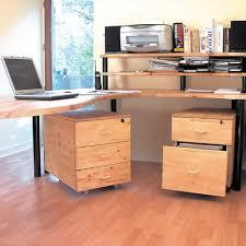 plan pour fabriquer un bureau en bois fabriquer des caissons de bureau en bois