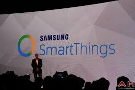 samsung unveils smartthings smart home hub 2 0 at ifa