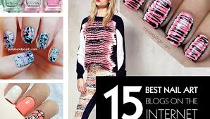 the best nail art blogs stylecaster