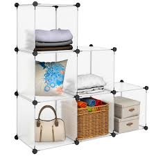 chambre modulable langria 6 cubes armoire chambre armoires étagères penderie modulable