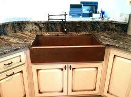 copper apron front sink copper farm sink copper farm sink copper farmhouse sinks copper
