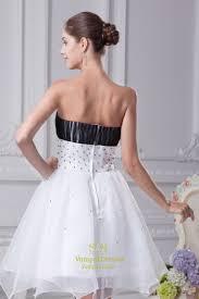 white and black short prom dresses white wedding dresses with