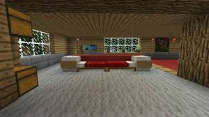 minecraft canapé photos canapé moderne minecraft révision images