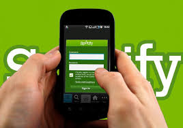 spotify android hack spotify android app users will be requested to upgrade after