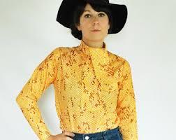 snake print blouse snake print blouse etsy