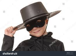 zorro halloween young boy dressed in zorro halloween costume stock photo 1953767