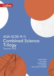 aqa gcse 9 1 combined science trilogy teacher pack by collins