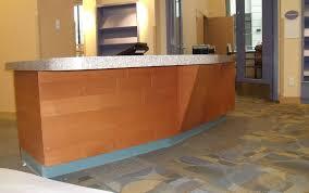 Custom Reception Desk Reception Custom Help Desk Miami Fl Custom Closet Experts Miami