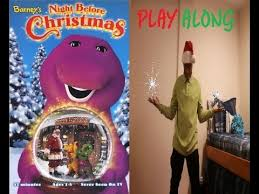 Barney U0027s Backyard Gang Barney by Barney U0027s Night Before Christmas Play Along Auclip Net