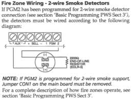 wiring diagram newfangled icon alarm 2 wire smoke detector