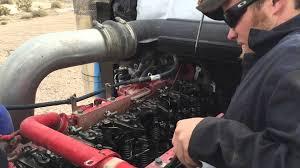 cummins engine brake issue youtube