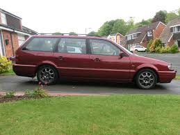 95 vw passat vr6 estate manual exclusiv bolton sold retro rides