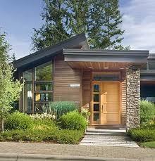 contemporary home designs 75 fachadas de casas simples e pequenas fotos doors