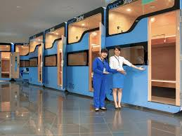 Sleeping Pods Best Price On Vatc Sleep Pod Terminal 2 In Hanoi Reviews