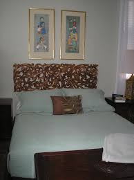 bedroom nice wooden carving headboard habitacion colonial double monkey pod carved headboard made of wooden carving with varnish finishing full size