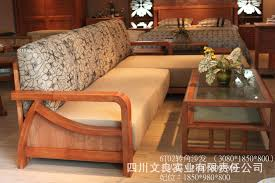 floral oak wood sofa corner sofa living room furniture chengdu small floral oak wood sofa corner sofa living room furniture chengdu wood furniture kerr