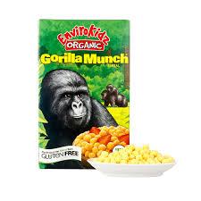 Gorilla Munch Meme - nature s path organic gorilla munch cereal