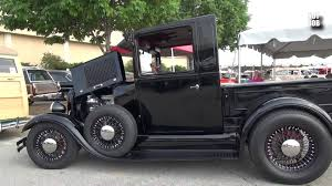 Ford Vintage Truck Parts - 1929 ford model a rod pickup truck u0027little henry u0027 2014 street