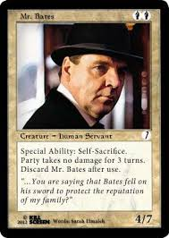 Meme Trading Cards - period piece trading cards hilarious memes downton abbey and tvs