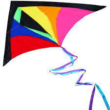 anpro colorful kite for kids and adults with 60 meter 197 feet
