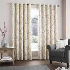 lined bedroom curtains ready made marvelous bromley stripe lined eyelet curtains slate and blinds