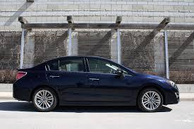 2017 subaru impreza sedan silver 2016 subaru impreza review autoguide com news
