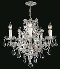 harrison lane 5 light crystal chandelier modern 5 light crystal chandelier by harrison lane chandelier designs