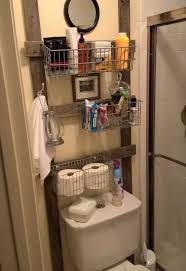 organizing bathroom ideas reclaimed bathroom caddy hometalk