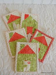 quilted ornaments a quilting a quilt