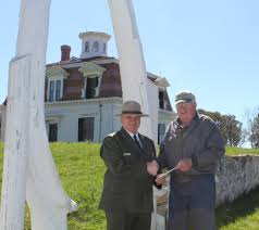 captain edward penniman house received centennial challenge