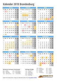 Kalender 2018 Bayern Gesetzliche Feiertage Kalender 2018 Brandenburg Zum Ausdrucken Kalender 2018