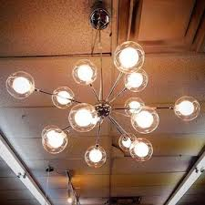 Ceiling Chandelier Lights Modern And Contemporary Chandeliers Allmodern